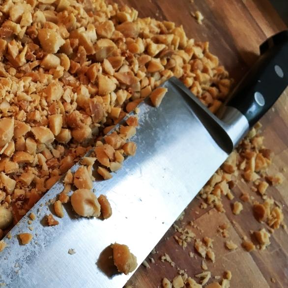 Cacahuètes hachées Nonna Lucia