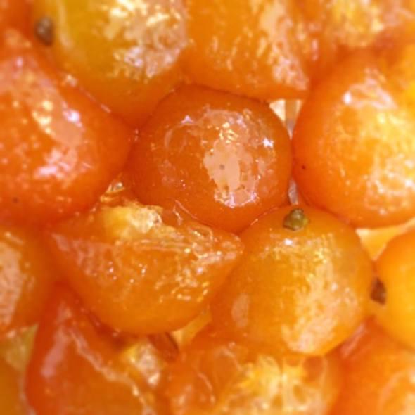 Kumquat confit Nonna Lucia