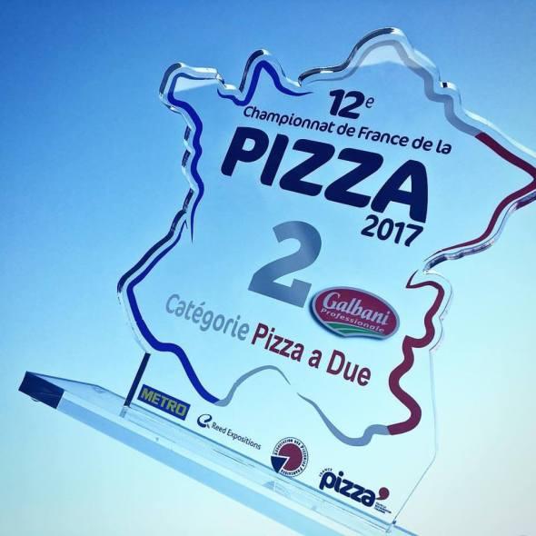 Vice champion pizza a due 2017