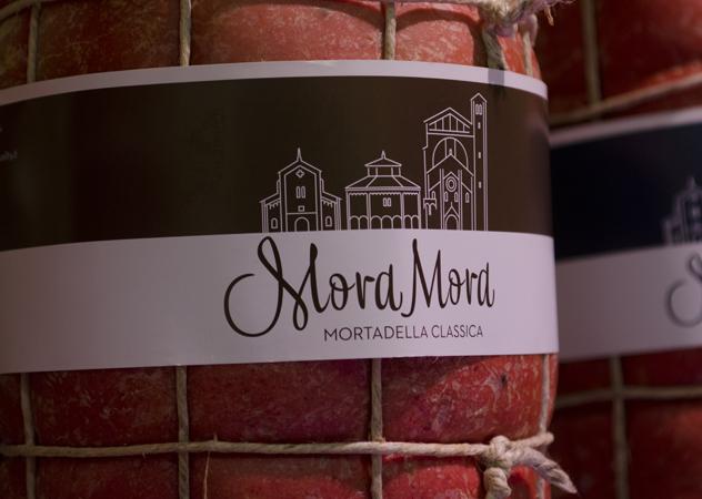 Mortadelle Mora Mora
